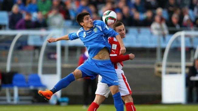 Uzbekistán sorprende y vence claramente a Austria