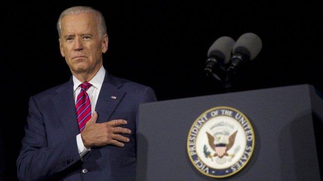 Disparos afuera de la casa de Joe Biden