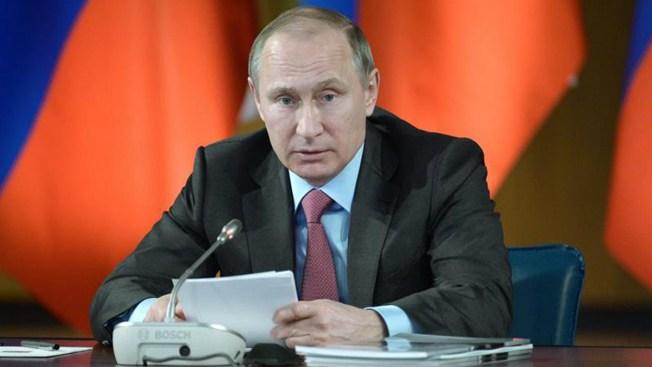 Putin ordena retirada de las tropas rusas de Siria