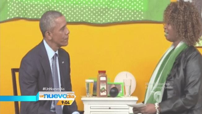 La entrevista más bochornosa de Obama