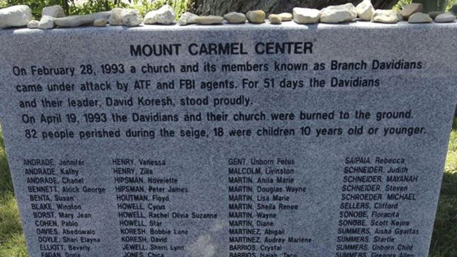 Waco, la masacre que marcó para siempre a EEUU