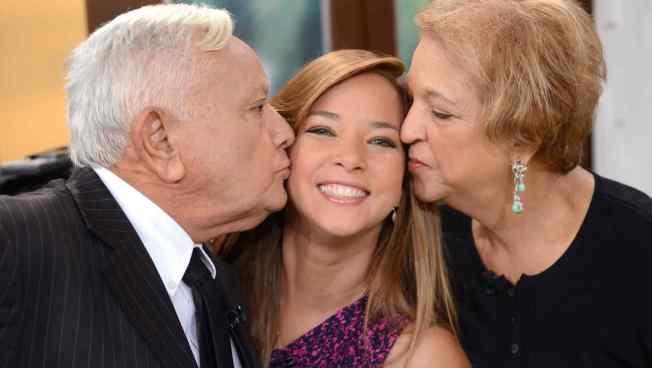 Fallece el padre de Adamari López