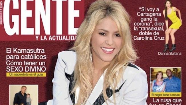 Shakira, ¿bebé en 2013?
