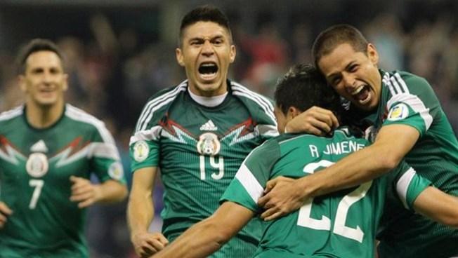 Mexico derrota a Panamá -- y respira