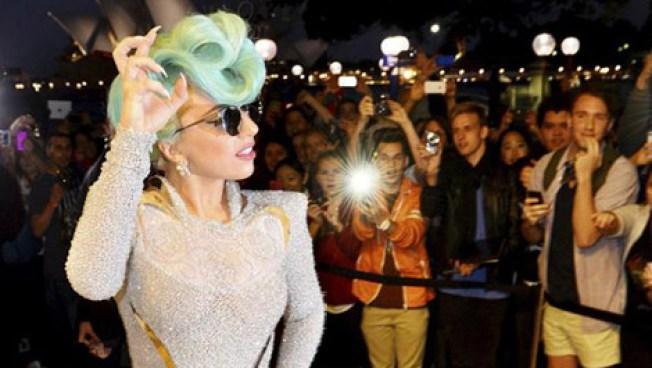 Lady Gaga mujer del año