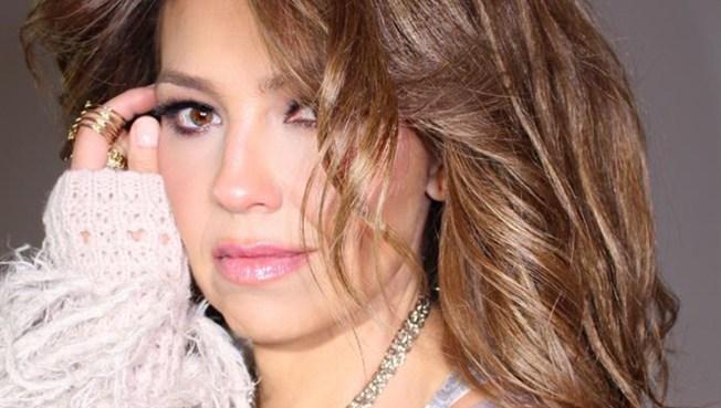"""Thalía y su nuevo disco; más """"Latina"""" que nunca"""