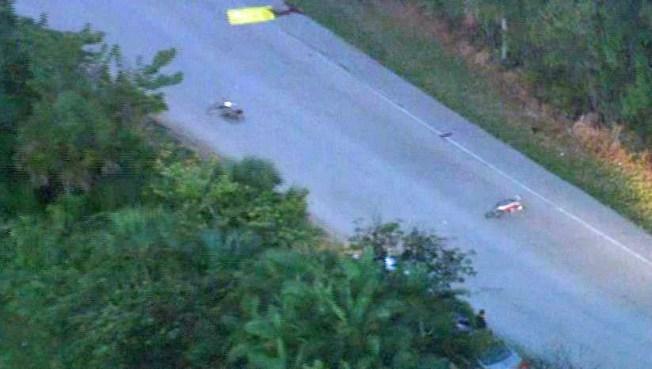 Atropellan a 2 ciclistas; uno muere en la escena