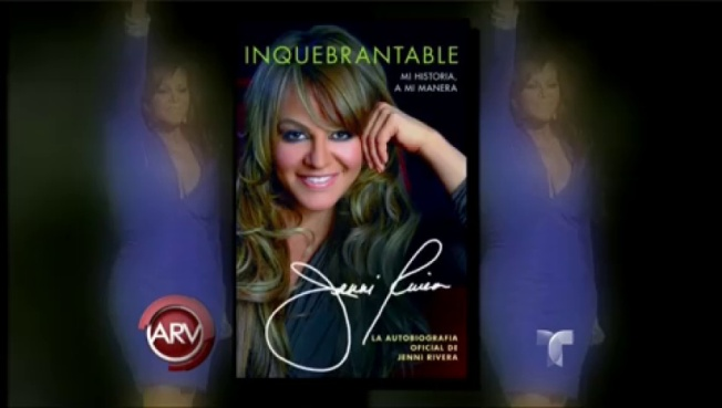 "Jenni Rivera, ""Inquebrantable"""