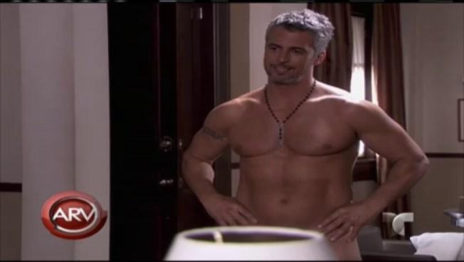 "Al desnudo, comisionado de ""La Patrona"""
