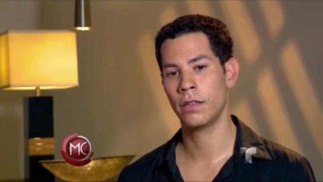 Christian Chávez, el drama del maltrato