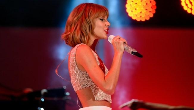 Taylor Swift apuesta por el pop desde NY