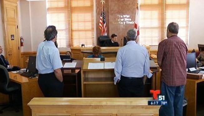 Tribunal en el que no necesitas abogado