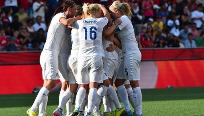 Inglaterra remonta ante Noruega y pasa a cuartos de final