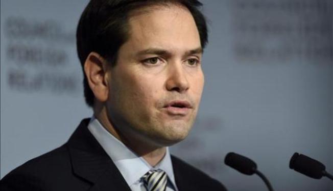 Encuesta: Marco Rubio segundo en la Florida