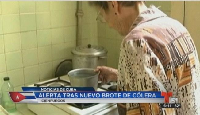 Cuba: Alarma por brote de cólera en Cienfuegos