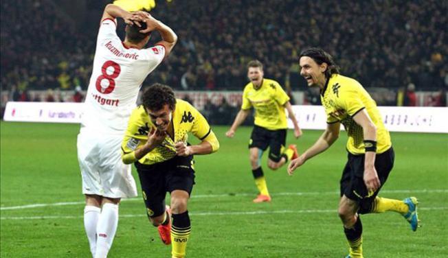 El Stuttgart de Maza consigue empate