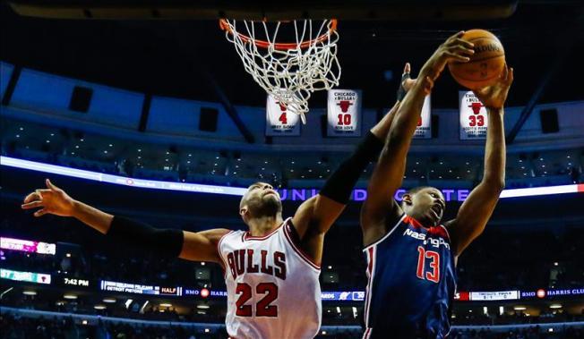 Los Wizards vencen a los Bulls en casa