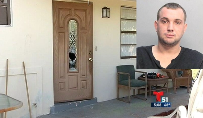 Violento asalto y robo de casa en Homestead