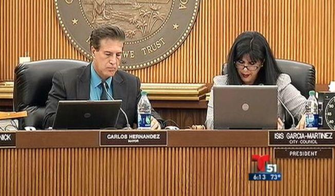 Presentan cargos contra alcalde  de Hialeah