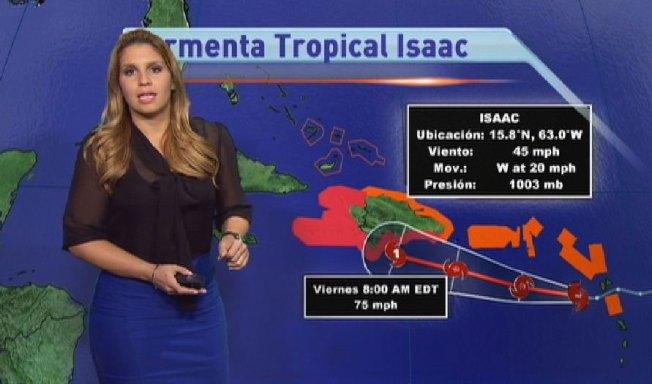 Isaac: chat en vivo hoy a las 6:30 p.m.