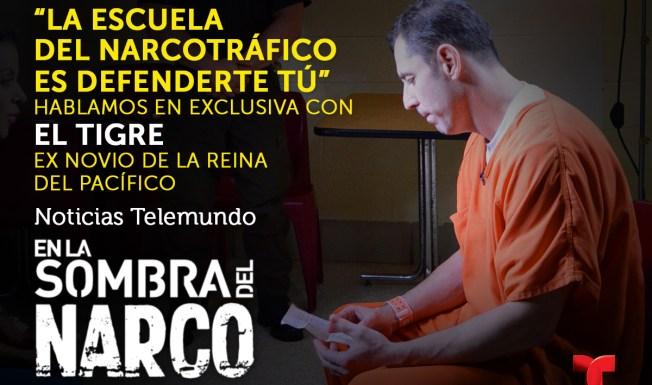 """Especial de Telemundo: """"En la sombra del narco"""""""