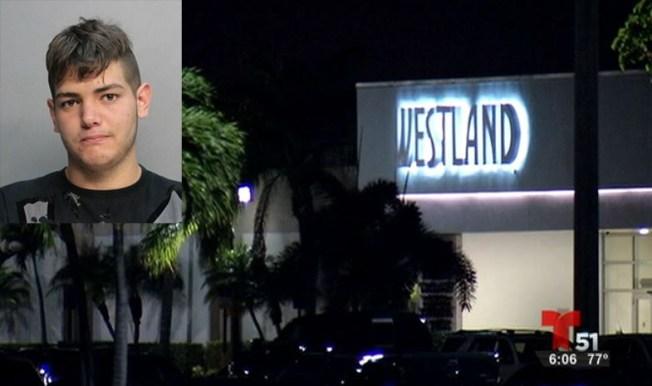 Westland Mall: capturan sospechosos de robo
