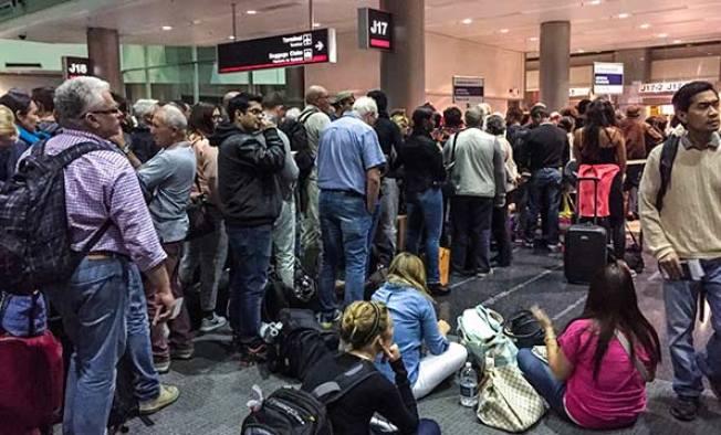 Programas para evitar largas filas en los aeropuertos