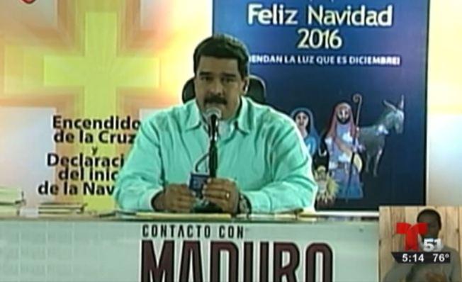 El diálogo es necesario para la construcción del socialismo — Maduro