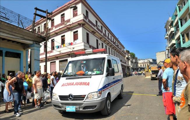 Cuatro muertos en La Habana