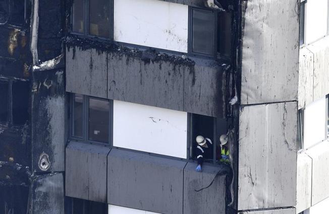 Aumenta a 58 el número de muertos por incendio en Torre Grenfell