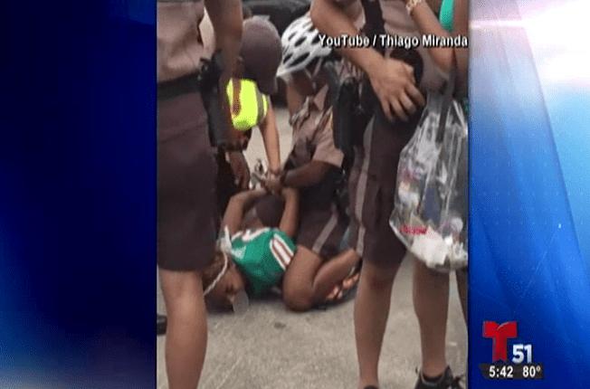Arrestan a esposa de jugador del Miami Dolphins