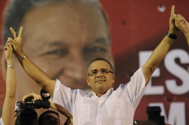 Fiscalía salvadoreña pide a la corte tramitar la extradición del expresidente Funes