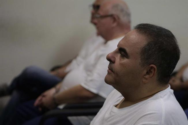Expresidente salvadoreño Tony Saca confiesa delitos