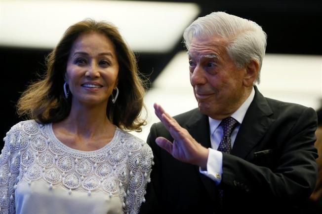 Vargas Llosa: La felicidad se llama Isabel Preysler