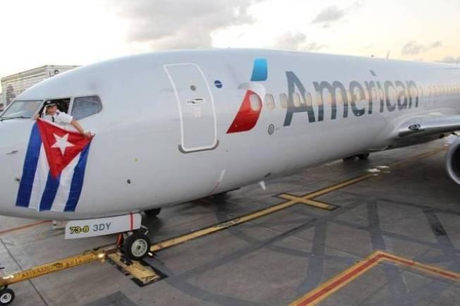 Propuesta legislativa pide detener vuelos directos a Cuba