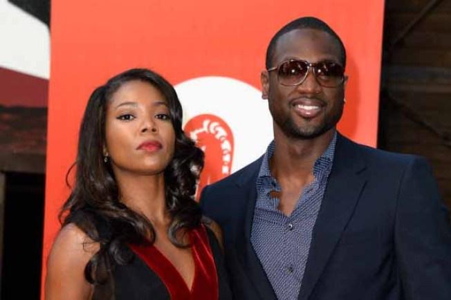 Wade tuvo un hijo, y no fue con su novia