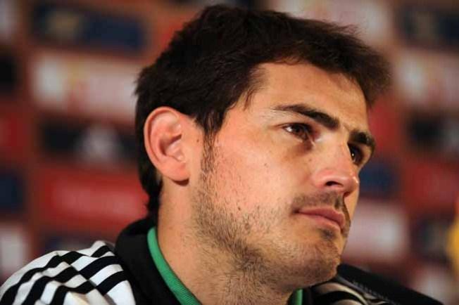 Casillas se lesiona el día de su regreso
