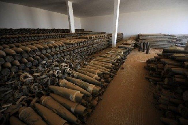 Aprueban resolución sobre armas en Libia