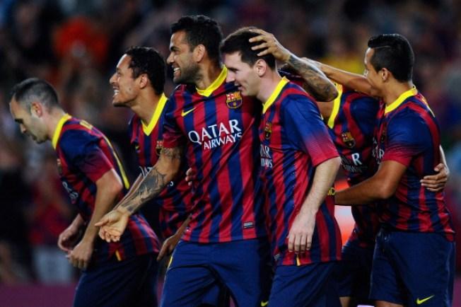 El FC Barcelona abrirá escuela en la Florida
