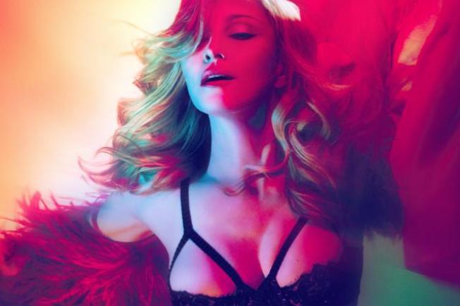 Madonna con rumbo a México