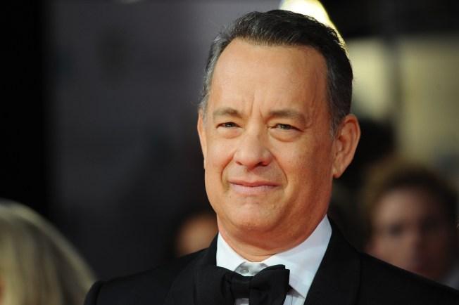 Tom Hanks busca a dueña de identificación