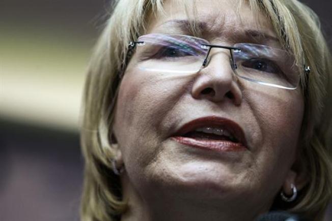 Fiscal general podría ser detenida por pedir destitución de jueces — Venezuela