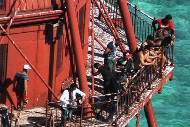 Balseros del faro: lista de repatriados y enviados a Guantánamo