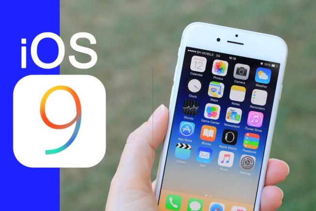 Nuevo iOS 9, lee esto antes de instalarlo
