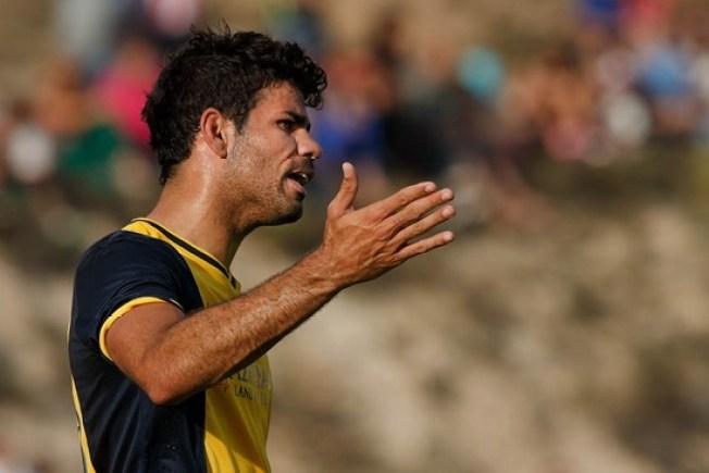 Diego Costa enfurece a Brasil