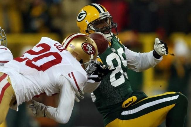 Los 49ers congelan a los Packers