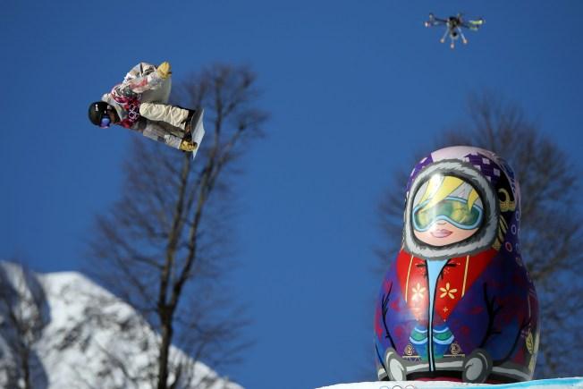 Fin de semana de medallas en Sochi