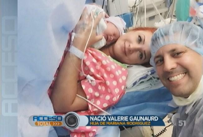 Video: Mariana Rodríguez ya es mamá