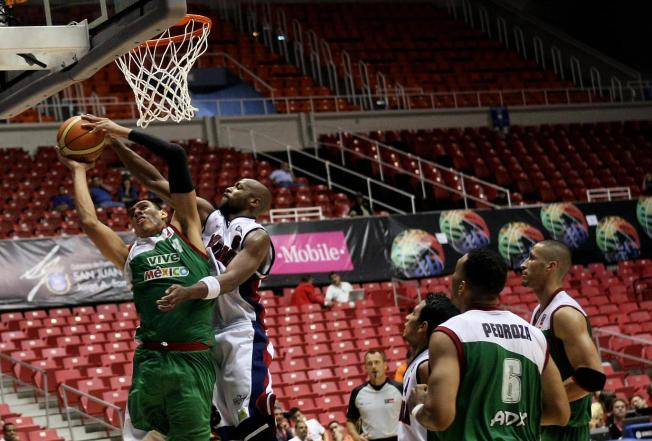 Otro mexicano jugará en la NBA