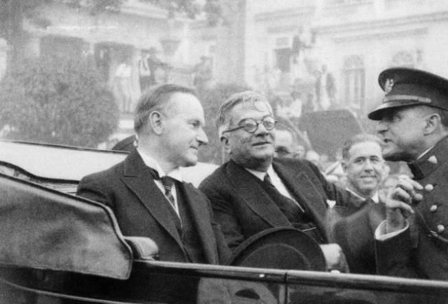 Presidentes de EEUU que visitaron la Isla de Cuba